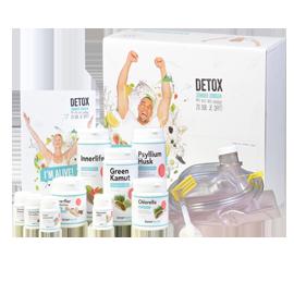Body- and Mind Reset/Detox met begeleiding