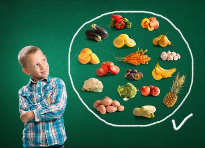 voeding op school