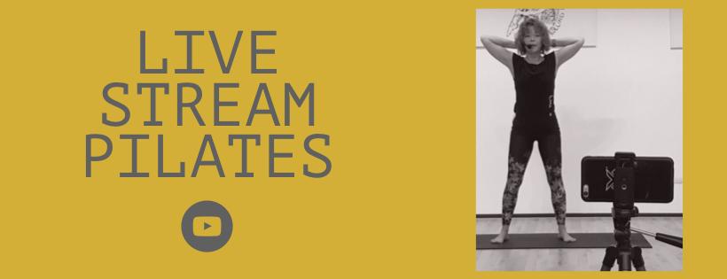 Live Stream Pilates