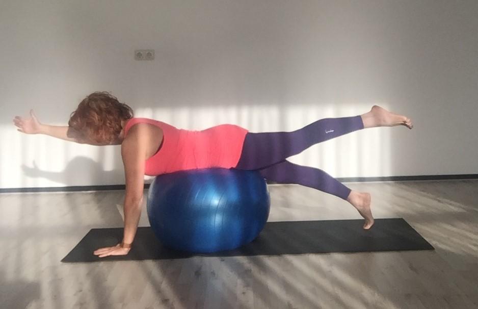 pilates bij rugpijn